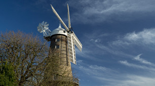 Moulton's Village Windmill project