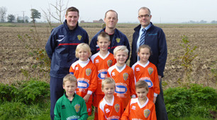 Spalding Under 8 Football, Lincolnshire